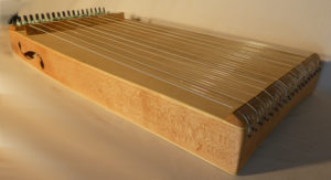 Monochord Monocorp Monocordio Mapple wood, clear F hole