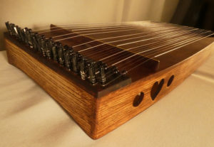 Monochord Monocorp Ash Fresno Freix Heart corazón