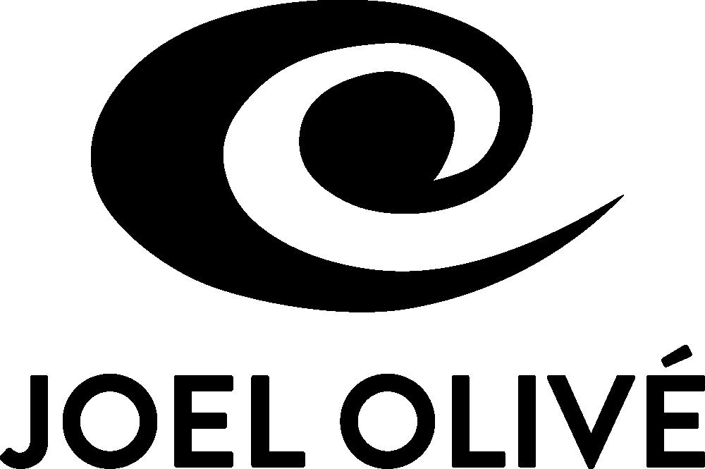logo negre joel olive