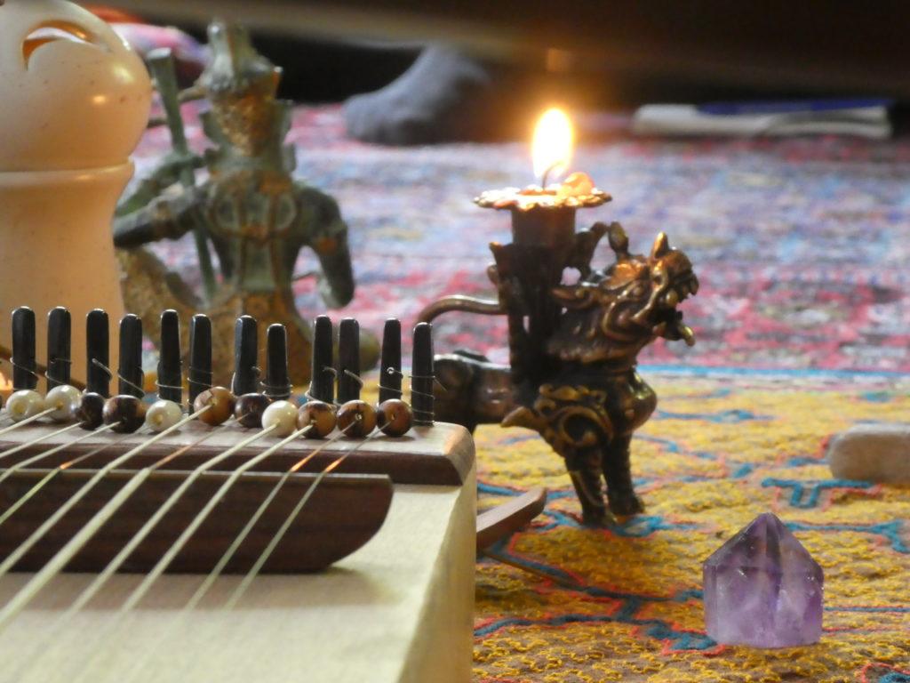 meditación cursos talleres musica sonido viaje sonoro paisaje sonoro