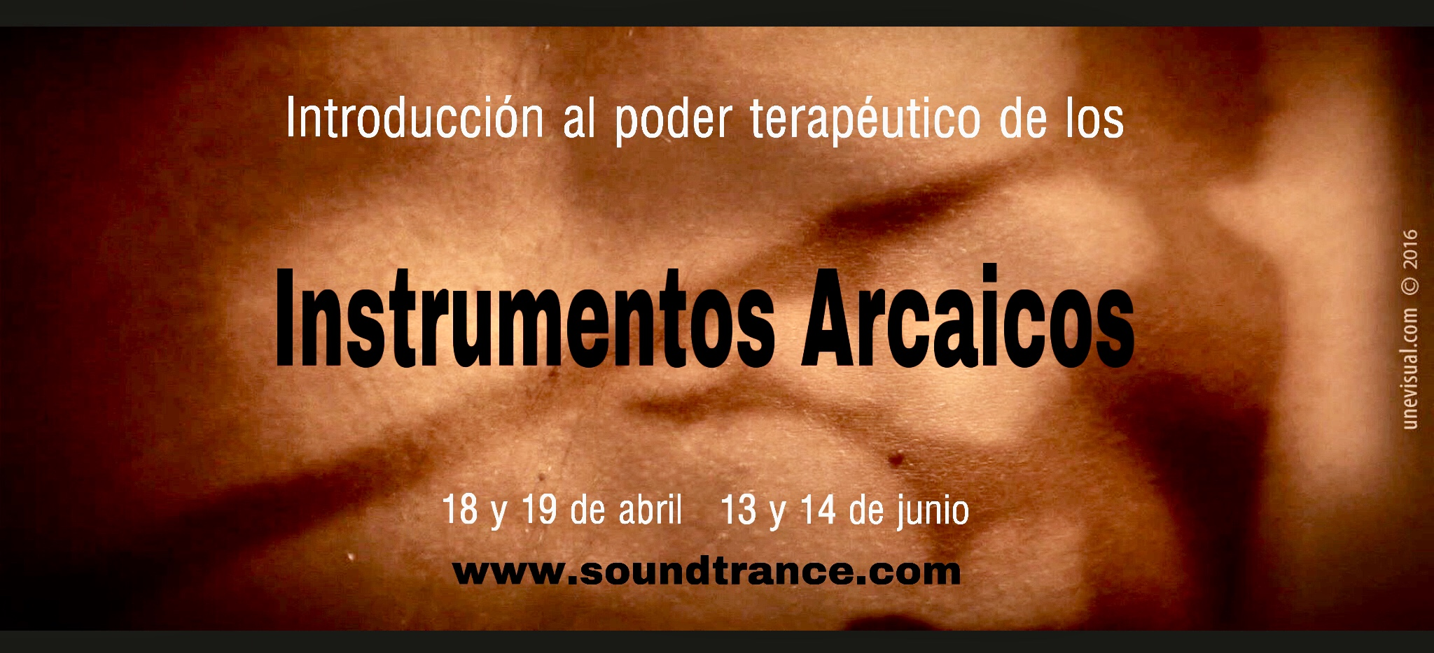 cursos instrumentos arcaicos Barcelona