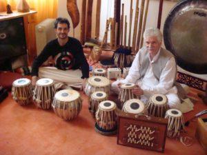 tabla master Peter Hess